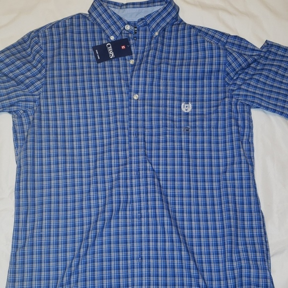 Chaps Other - Nwt Chaps short sleeve button-down